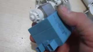 Ремонт помпы стиральной машины(, 2013-01-19T10:10:34.000Z)