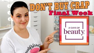 Ulta 21 Days of Beauty 3/31-4/6 - What to Buy & What NOT To Buy!