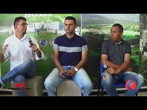 Entrevista Jota Amorim presidente do Cariri Futebol Clube a Cariri TV