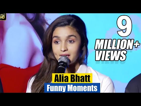 Alia Bhatt's Best Dumb Reply | You Can't Stop Laughing After Watching