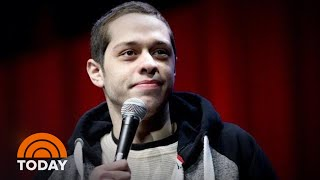 Pete Davidson Pens Candid Note On Bullying And Mental Health   TODAY