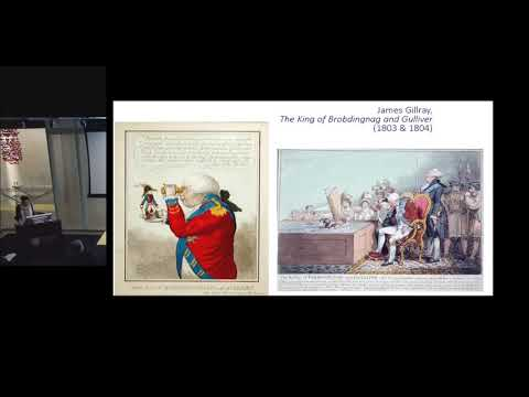 Jonathan Swift Conference at UPenn, February 2018. Panel 2.