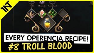 Operencia: The Stolen Sun Cold Fire Recipe #3 - mysuperkino ru