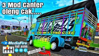 Download lagu Top 3 Mod Truk Canter pilihan terbaik Terbaru Full oleng