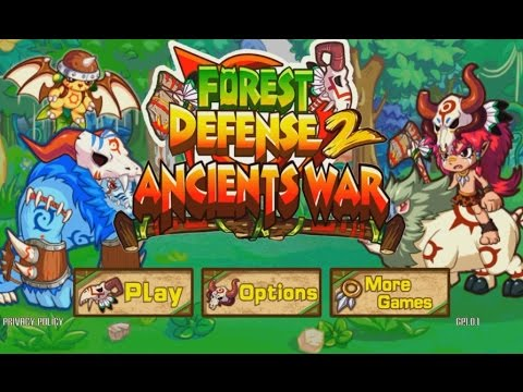 Forest Defense 2: Ancients War - Android Gameplay HD