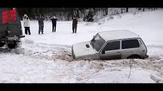 УАЗ Патриот,Нива,УАЗ Хантер,Jeep rubicon противостояние на бездорожье