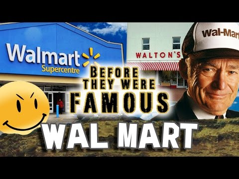 WALMART - Before They Were Famous