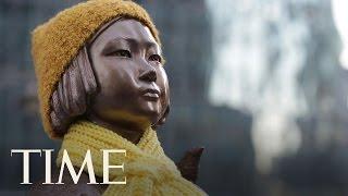 "Japan Recalls Ambassador In South Korea Over ""Comfort Women"" Statue | TIME"