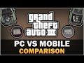 GTA 3 - PC VS Mobile [In-depth Comparison]