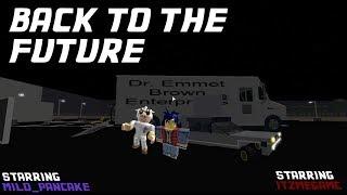 Torna alla parte futuro I - ROBLOX film-ItzMegaMC
