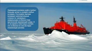 Предупреждение и ликвидация разливов нефти на Арктическом шельфе. Доценко Б.А.(Доклад