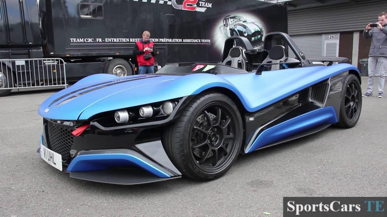 VUHL 05   Mexican Sports Car