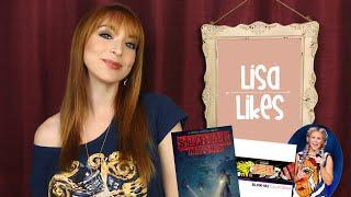 Lisa Likes... Stranger Things, Blink-182, and the LEGO Dress
