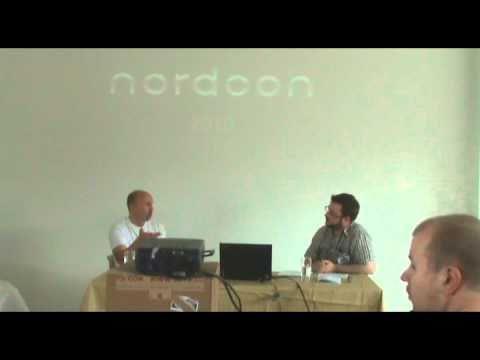 NTFA Nordcon 2010 - Part 3  - Simon Furman's Panel (part 2)