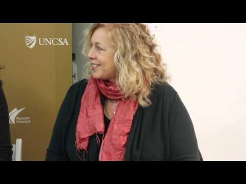 RiverRun International Film Festival: NC Film Incentive Panel 2014--Susan Ruskin