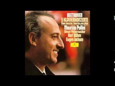 Pollini / Böhm, Beethoven Piano Concerto No.5 Op.73