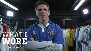 What I Wore: Gianfranco Zola