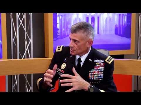 West Point Superintendent Lt. Gen. Robert Caslen