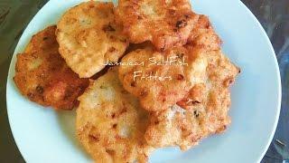 Amazing Jamaican Style Salt Fish Fritters
