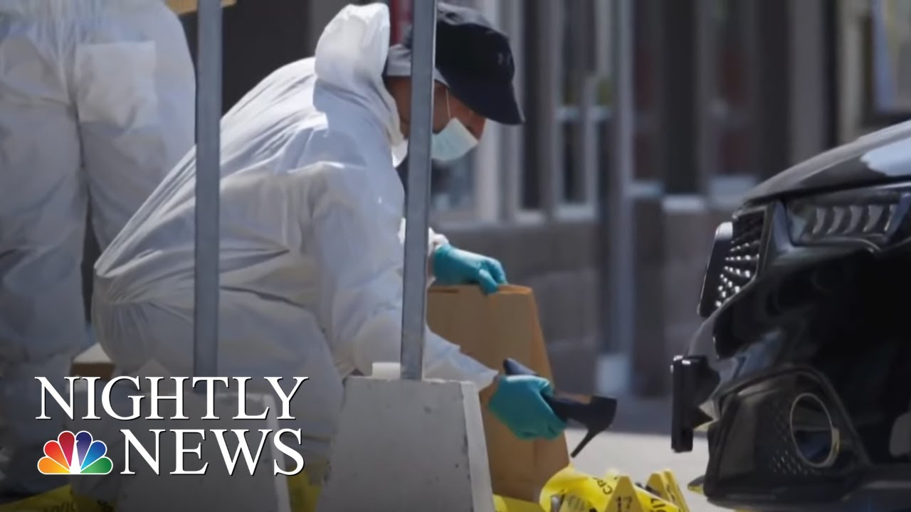 Explosion In Toronto-Area Restaurant Leaves At Least 15 Injured, Manhunt Underway | NBC Nightly News