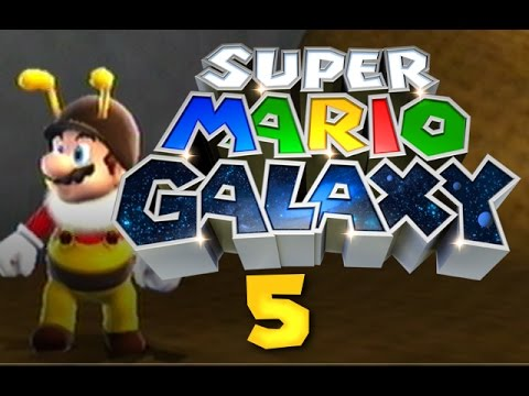Let's Play Super Mario Galaxy ✰ Part 5...