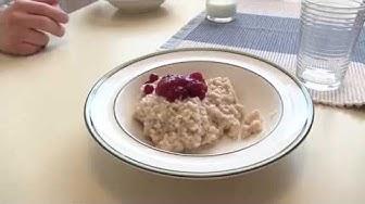 Jeputin keittiö - Aamupuuro