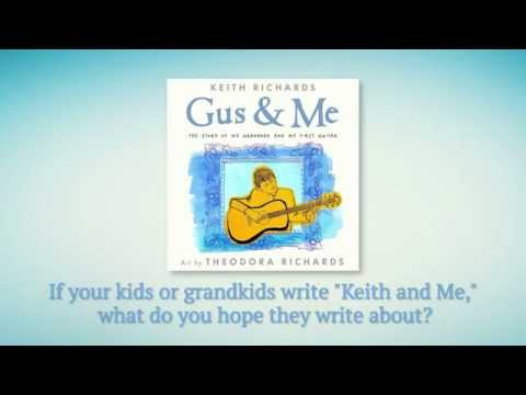 Keith Richards: Ask Keith: Gus and Me Special Edition #1