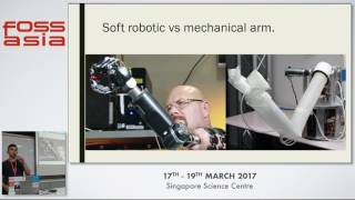 Low cost functional prosthetic devices - Darin Lobo - FOSSASIA Summit 2017