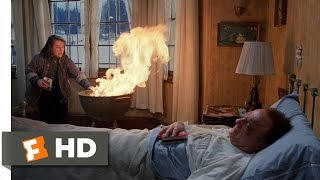 Misery (5/12) Movie CLIP - Book Burning (1990) HD