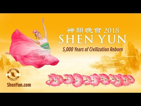 You've seen the ads. But what's the deal with Shen Yun?