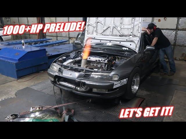 Turned The Prelude BACK UP! Time To Fly!