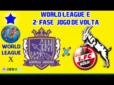 Sanfrecce Hiroshima x Colônia | World League-E | 2ª Fase | J