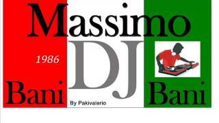 Massimo Dj Bani 5 1986 L A