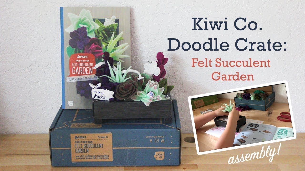 Kiwi Co Crate Subscription Review