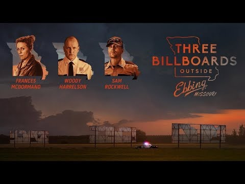Three Billboards Outside Ebbing Missouri : Last Rose of Summer