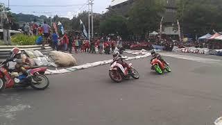 Final HRC Semarang 2014 - Bebek 4 tak 125 cc tune up seeded Race 2