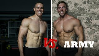 Army VS – Nick Bare Collab