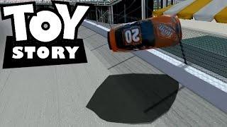 Idiots of NASCAR: Harmless Shenanigans: Toy Story
