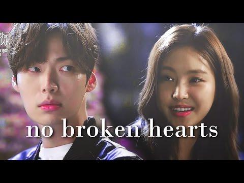 No Broken Hearts ♥ || Kang Hyun-min + Park Hye-ji
