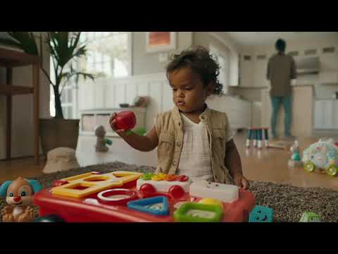 Fisher-Price Laugh & Learn Pull & Play Learning Wagon - Smyths Toys