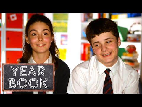 Ladies Man Gets a Girlfriend in Detention | Yearbook