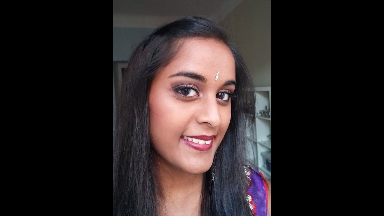 Extrem Tutorial makeup Diwali / Dipavali, tutoriel maquillage indien en  HR37