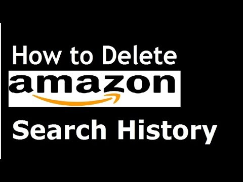 How to Delete Amazon Search History from YouTube · Duration:  3 minutes 41 seconds
