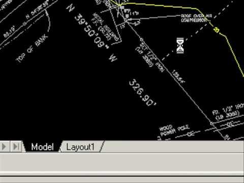 Create a Profile With AutoCAD and AutoLISP (2 of 3)