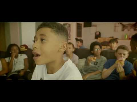 Everyday People: This 12-year-old straight 'A' student is a budding rapper with a positive message