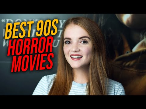 BEST HORROR MOVIES OF THE 90s   1990 - 1999   Spookyastronauts