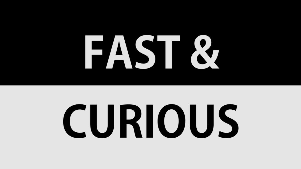 Fast & Curious Pierre et Tibo
