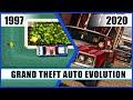 - GRAND THEFT AUTO, the evolution 1997 - 2020