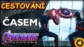 AVENGERS ENDGAME: Cestování časem (pořádně) VYSVĚTLENO! + Vynález Profesora Hulka