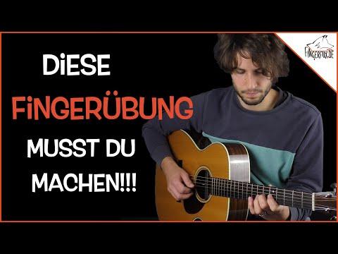 Gitarre / Beste Fingerübung Für Gitarre